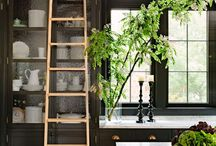 Indoor Decor and Architecture  / by Whitney Spencer