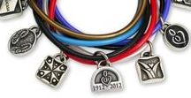 Charity Concepts / Charms created from Charity Logos or Concepts bring the artwork to life in a meaningful, wearable way!