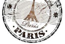 Paris Je t'aime / by Cristina Vazquez-Villegas