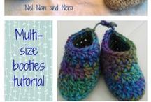 Craft Ideas / A mix of crafts, largely crochet and sewing