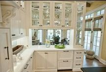 Dreamy Kitchens / Kitchens I wouldn't kick out of bed... and the elements that make them dreamy / by Gabrielle Smith