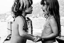 Childhood & Kids playroom / by Leslie France