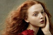 amazing grace / i love a redhead