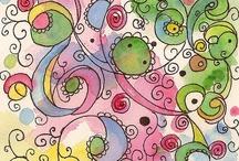 Doodles / by Cristina Vazquez-Villegas