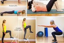 Health and exercise / Collection of some great exercises and health information!