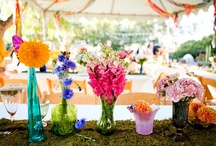 r a i n b O w s (tiff's wedding?) / by Teesha Moore