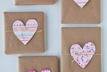 Packaging & gift wrapping / Collection of many fun and creative packaging and gift wrapping ideas!  / by Cake Whiz
