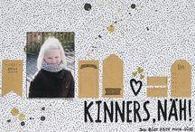 Thats me :) / Hier seht ihr alles, was ich so scrappe: Layouts, Minis, Karten & Co. / by Katja Mü