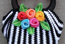 Crochet - Bolsos - Bags