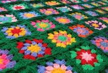 Crochet - Grannies - Squares