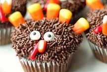 Fall & Thanksgiving desserts / Collection of beautiful and delicious Fall & Thanksgiving desserts!