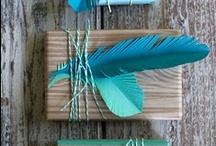 Gift Wrap / by Kendra Hansen Bjoralt