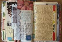 Art Journals-Books / by Cristina Vazquez-Villegas