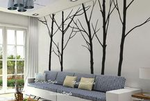 Wall Painting/Decals / by Mohadese