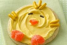 Easter treats and party ideas / by Cake Whiz
