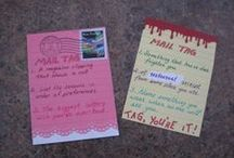 Creative Mail  (1) / Inspiring penpal  and letter writing ideas