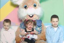 Easter Bunny Visits Gone Bad