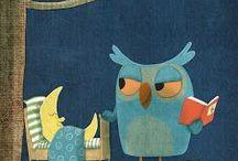 Owl Moments / by Cristina Vazquez-Villegas