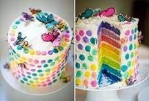 Rainbow Butterfly Birthday / {elena's 2nd birthday}