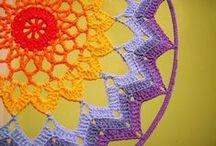 Crochet - Mandalas
