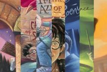 the boy who lived / all things hp / by Ashley CB Lilland