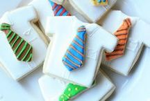 Father's day treats and gifts / by Cake Whiz