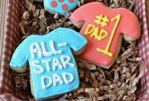 Father's day desserts / Collection of fun and cool Father's day desserts!  / by Cake Whiz