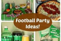 Game Day and Tailgaiting Ideas