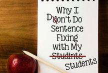 Writing + Grammar / 2nd grade writing ideas and resources
