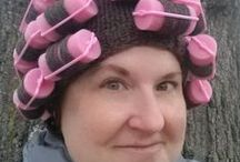Quirky Chemo Hats / Crazy, Quirky, Kooky Chemo Hats Inspiration / by Crocheters Anonymous©