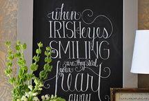 luck of the Irish / by Ashley CB Lilland