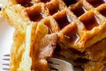Waffles / Delicious waffle recipes to drool over!