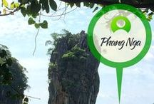 Phang Nga / Explore this fascinating region in southern Thailand and volunteer on crucial community development, health care and marine conservation initiatives.