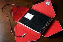 Portfolio / My binding works(Handmade books)