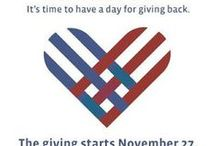 Giving Tuesday / Charity Charms is preparing for this year's #GivingTuesday set for November 28,2017. We encourage you to learn more about the movement and make choices that make a real difference!