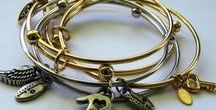 Bangle Bracelets / Bangles - A fresh and fashionable statement!