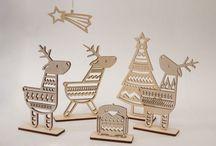 Christmas / The festive season's bells and whistles