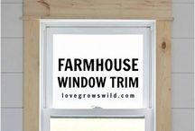 windows and trim ideas