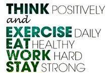 Fitness, Health, Motivation / by Melanie Burzlaff