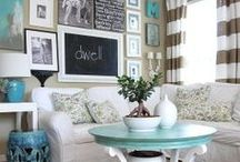 Decorating Ideas / by Catherine Michel Ochse