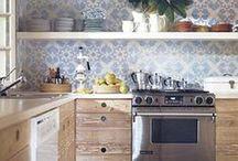 Konyha inspirációk / Lakberendezési ötletek szobák szerint: konyha