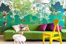 Nappali inspirációk / Lakberendezési ötletek szobák szerint: nappali