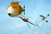 Art Subject: Flying and Diving Machines