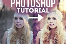 Photography & Photoshop / Photography Tips, Fonts, and Photoshop Tutorials