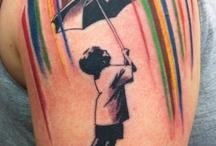 Interesting Tattoos / by Pam Olsen Huppert