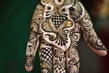 Henna Art  / by Pam Olsen Huppert