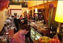 Cafe Venetia: 419 University Ave, Palo Alto