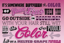 """Color Quotes"""