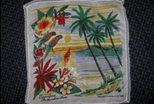 Handy Hankerchiefs / Never, in any crisis of your life, have I known you to have a hankerchief.  ~ Rhett Butl / by Michaele Ann