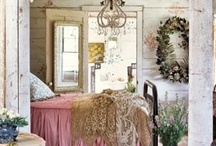 shabby chic/primitives / by Shannon West